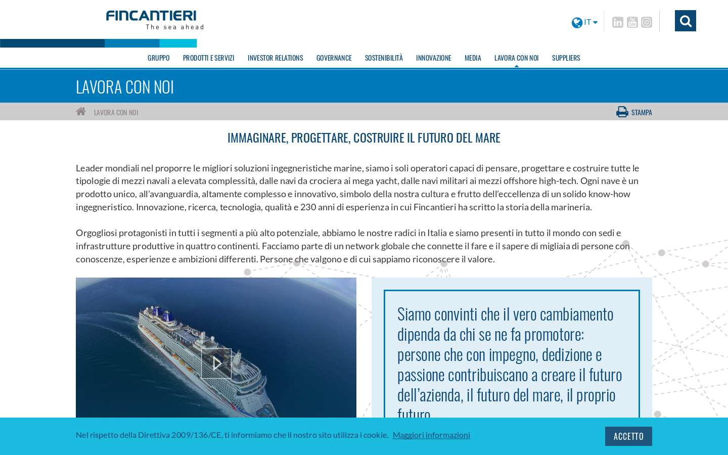 Schermata https://www.fincantieri.com/it/
