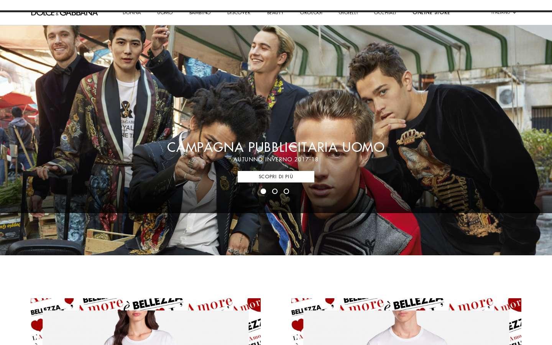 ▷ ▷ Dolce E Gabbana Candidature Posizioni 2018 Giornale Lavoro