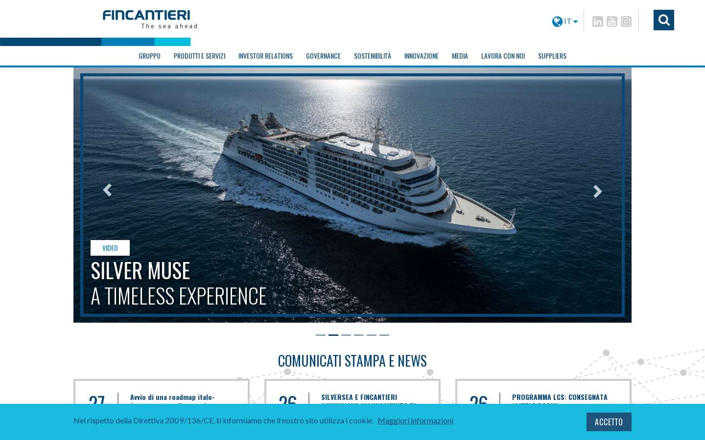 Paginata di https://www.fincantieri.com/it/